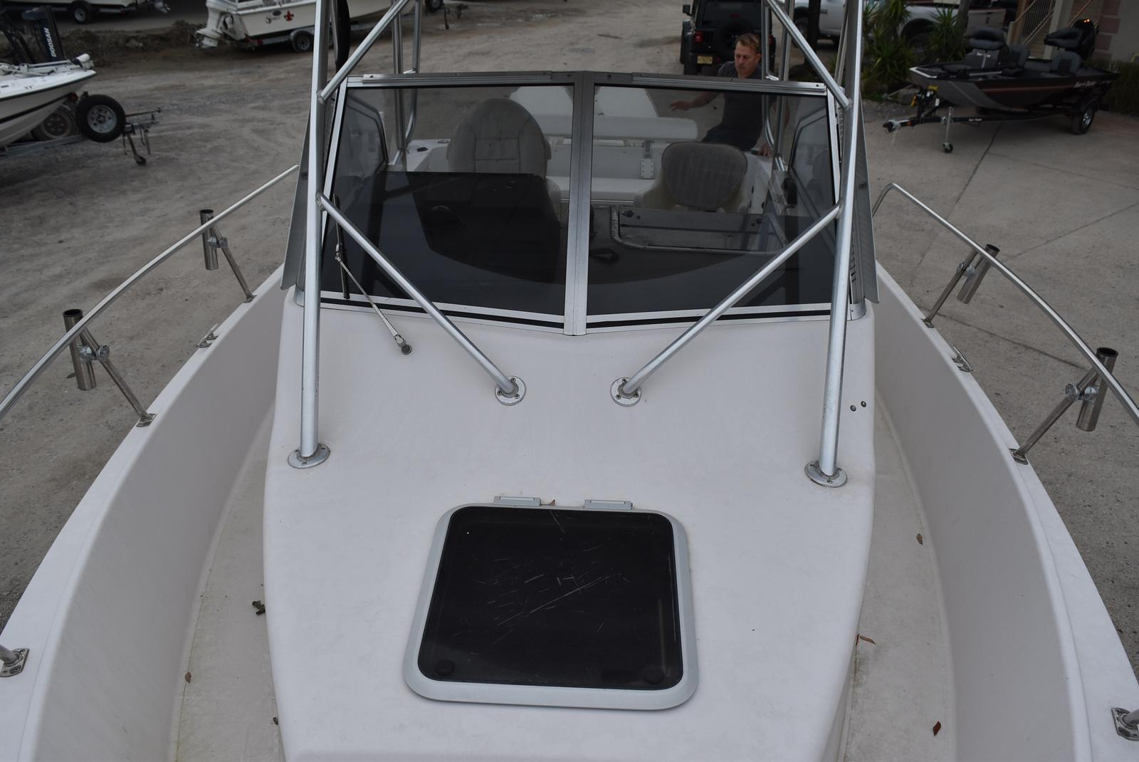 1994 Pro-Line boat for sale, model of the boat is 2510 (HULL ONLY) & Image # 6 of 12