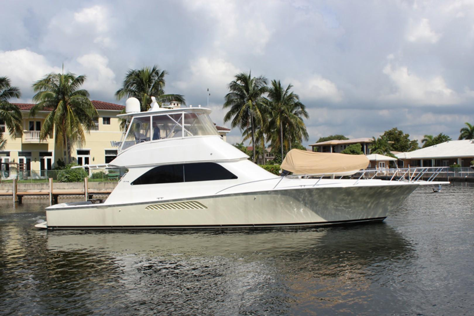 2007 Viking 52 Convertible - Dream Chaser