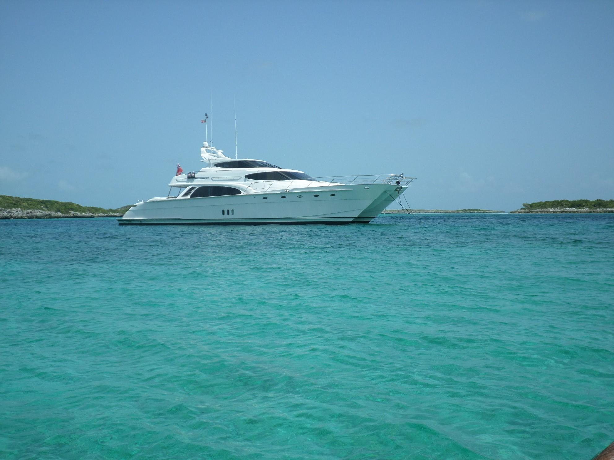 87 Pachoud Yachts 2004 Gold Coast Denison Yacht Sales