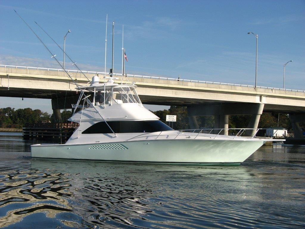 48 viking yachts 2004 caitlin taylor for sale in pt for Viking sport fish