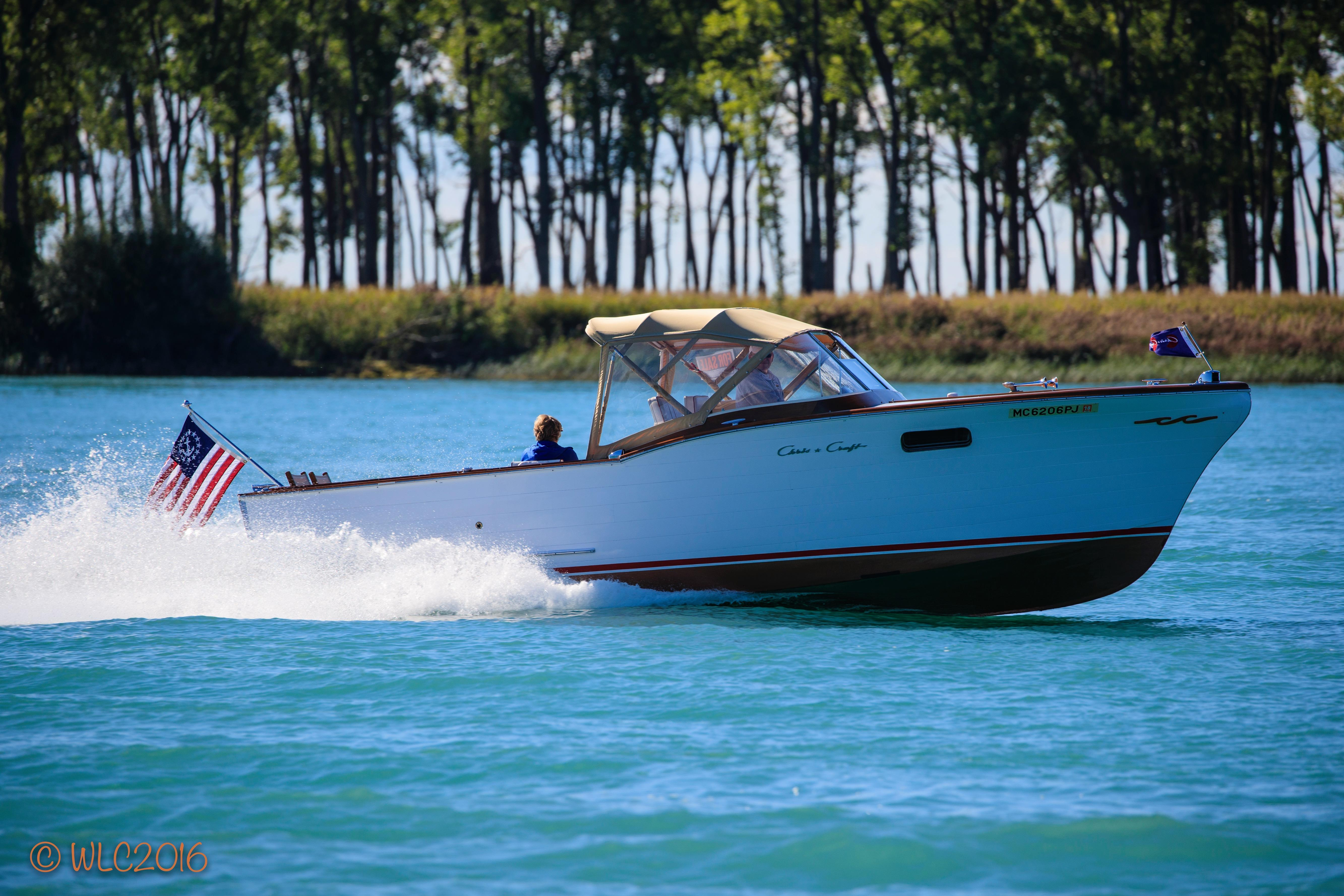 1957 Chris Craft 26 Sports Express