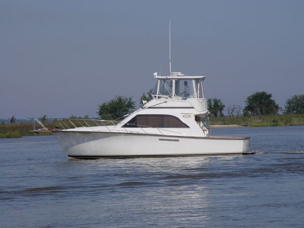 Ocean Yacht 38 Super Sport Sportfisherman with New Interior Sports Fishing ...