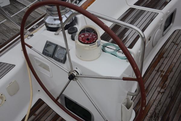Jeanneau Sun Odyssey 54 DS Brokerage Massachusetts