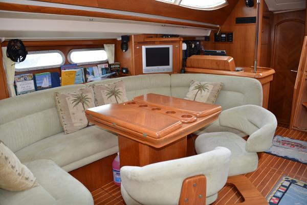 Jeanneau Sun Odyssey 54 DS Purchase Purchase