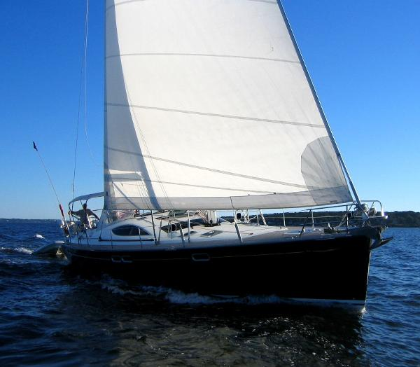 Jeanneau Sun Odyssey 54 DS For Sale Massachusetts