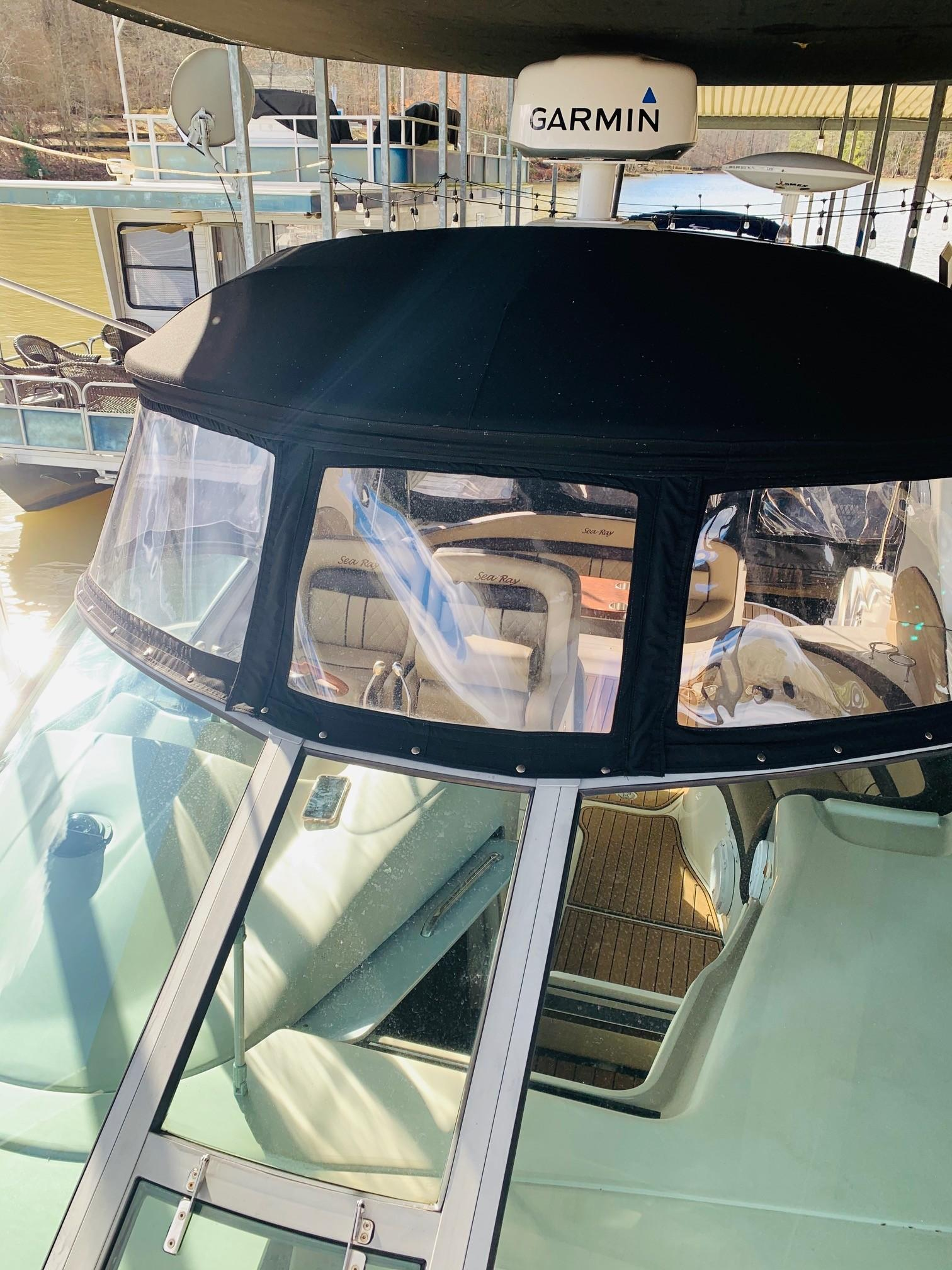 Sea Ray 320 Sundancer - Bimini Top
