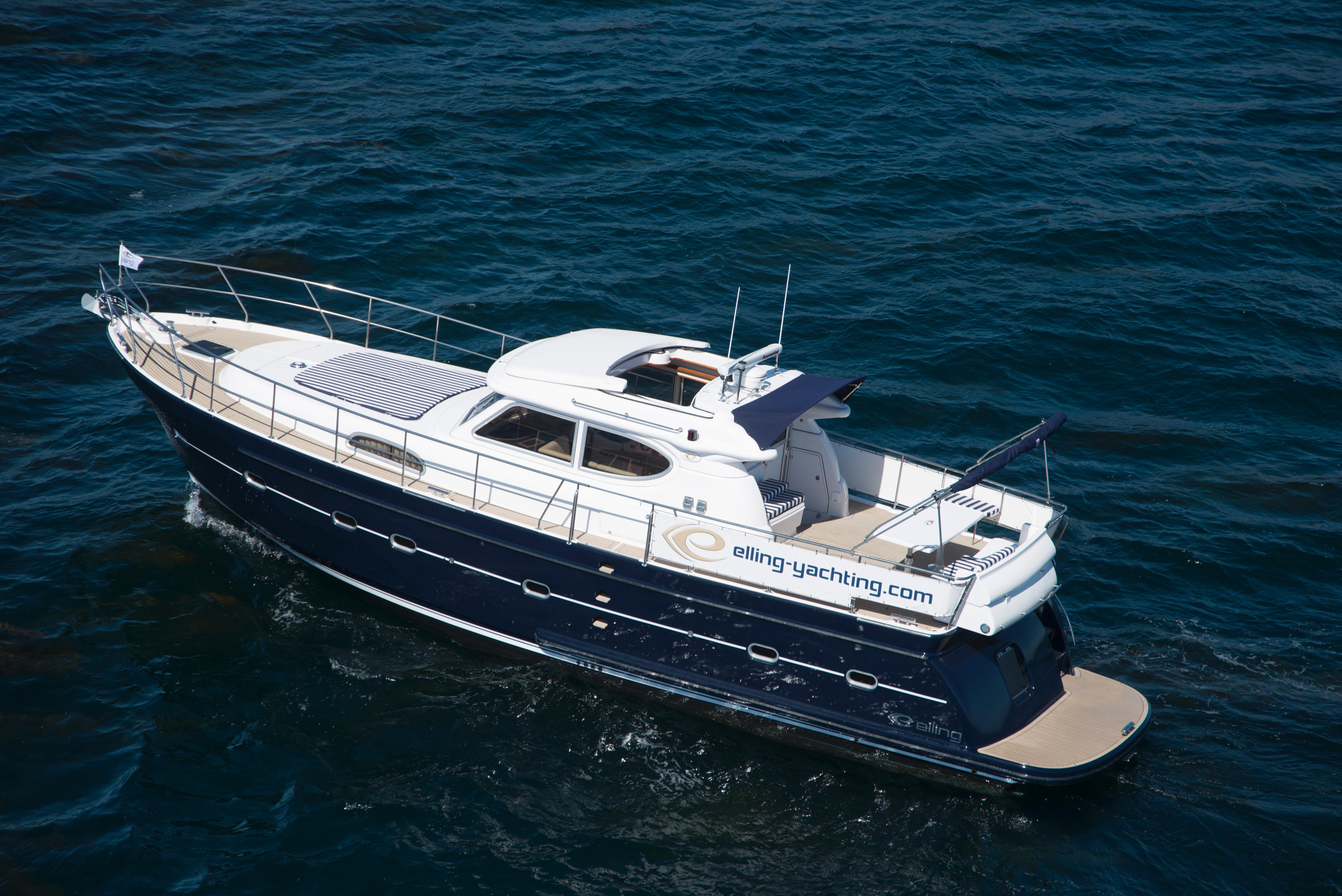 49' Elling E4 Ultimate 2019 | Seacoast Yachts