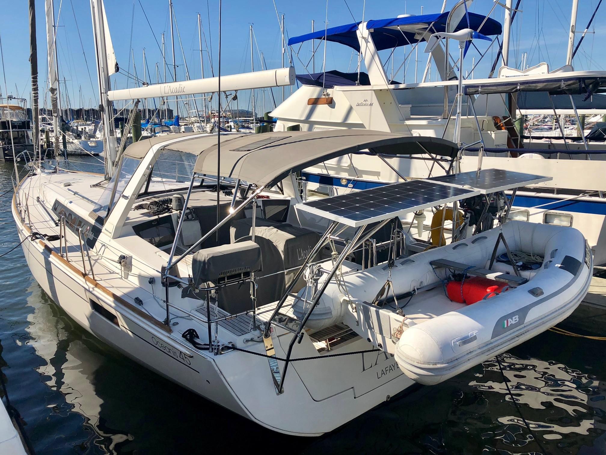 45 Beneteau America L Acadie 2012 New Orleans Denison Yacht Sales