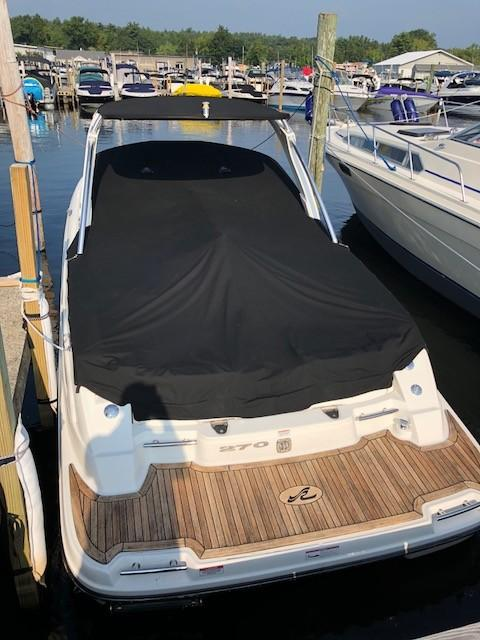 2011 Sea Ray boat for sale, model of the boat is 270 SLX & Image # 11 of 12