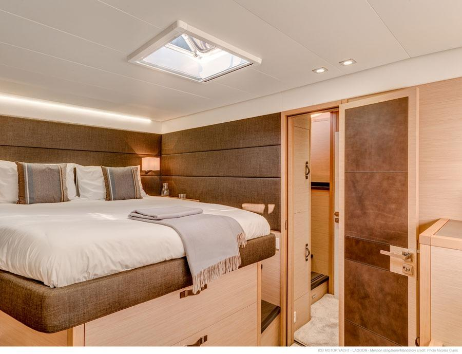 Manufacturer Provided Image: Lagoon 630 Cabin