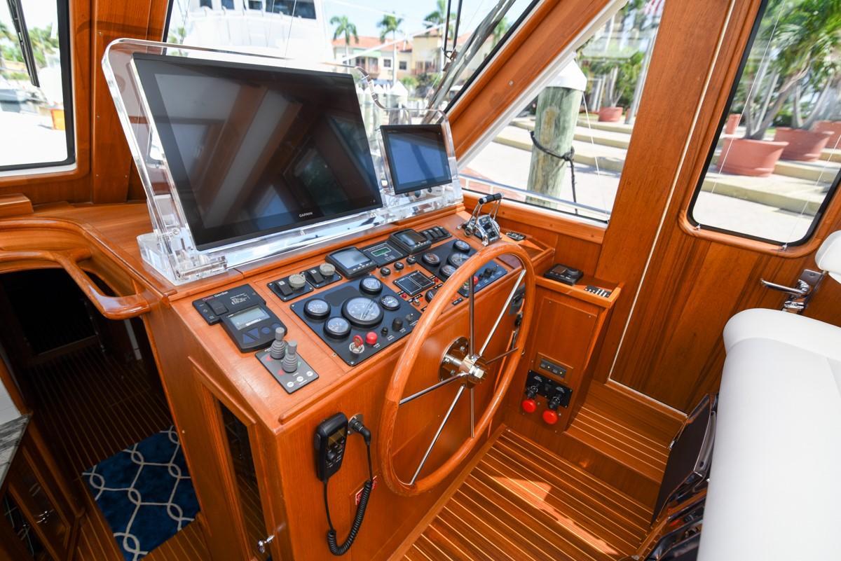 54 Grand Banks Stardust 2006 Jupiter | Denison Yacht Sales