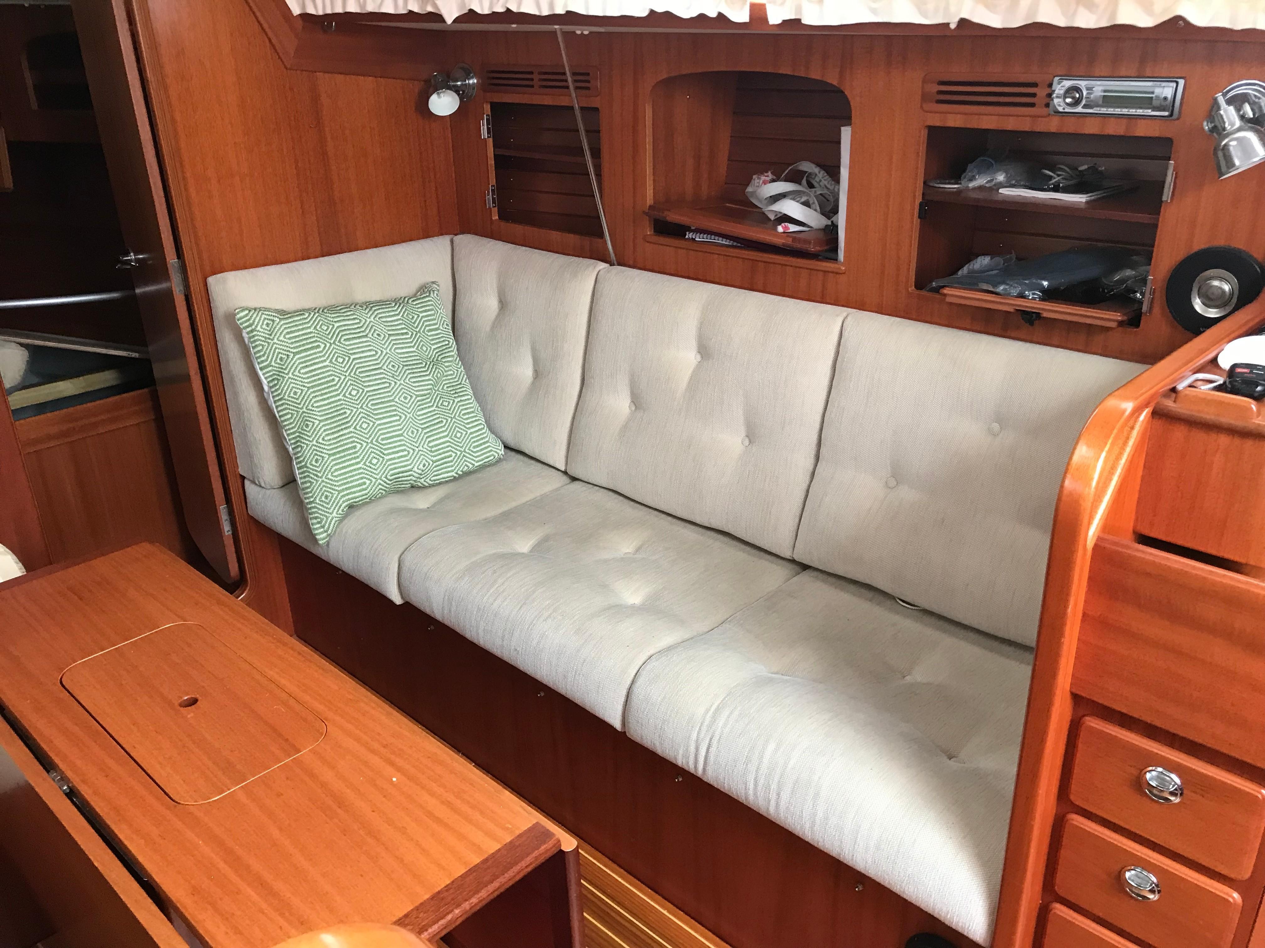 34 Hallberg-Rassy Gigi 2008 Charleston | Denison Yacht Sales