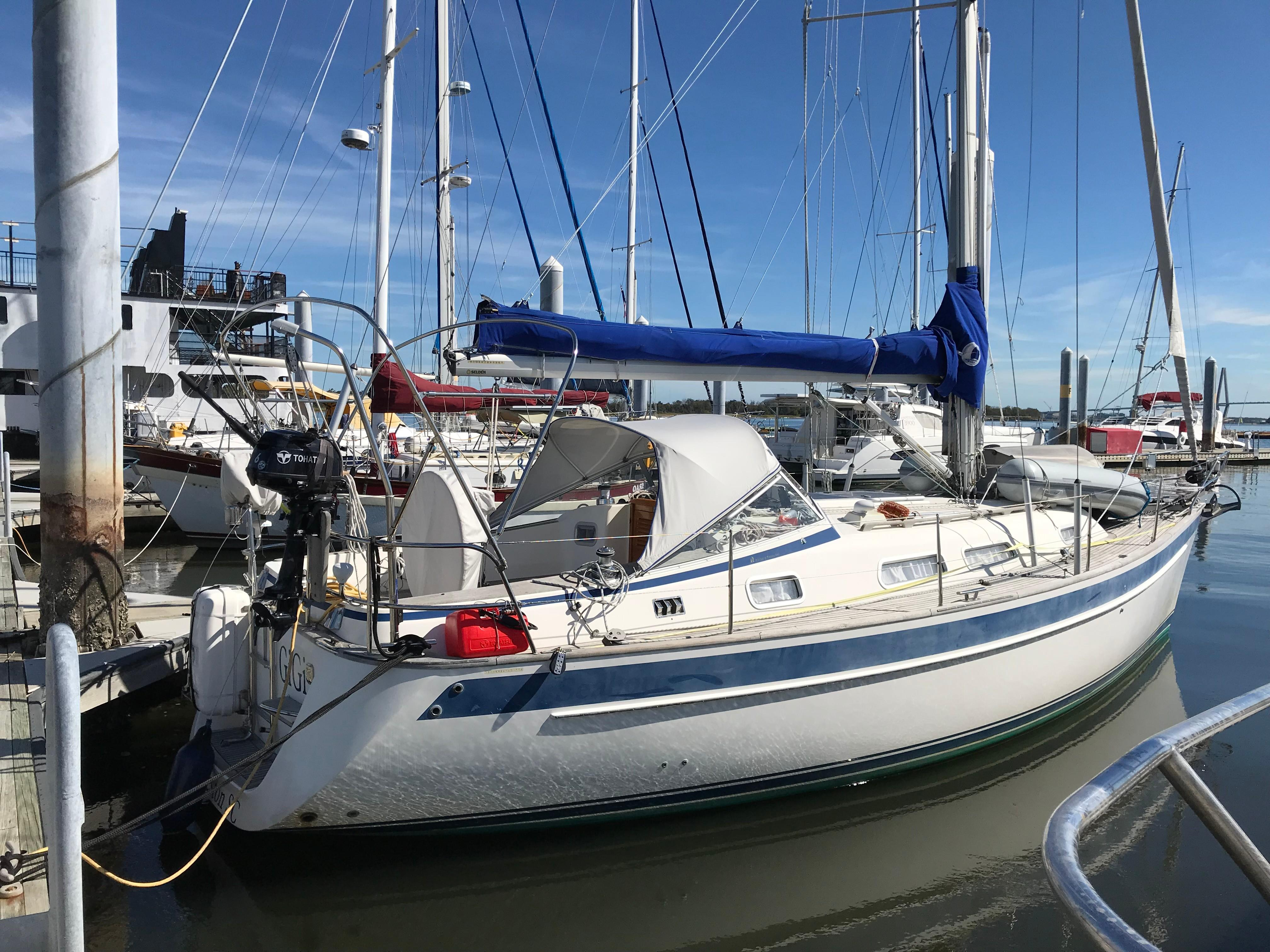 2008 Hallberg-Rassy 342 - Yacht Sales and Services