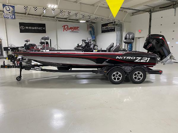 2021 Nitro boat for sale, model of the boat is Z21 Pro & Image # 1 of 10