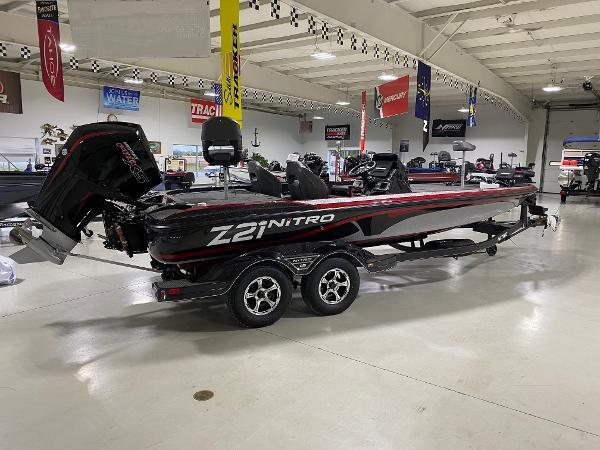 2021 Nitro boat for sale, model of the boat is Z21 Pro & Image # 2 of 10