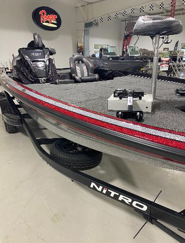 2021 Nitro boat for sale, model of the boat is Z21 Pro & Image # 7 of 10
