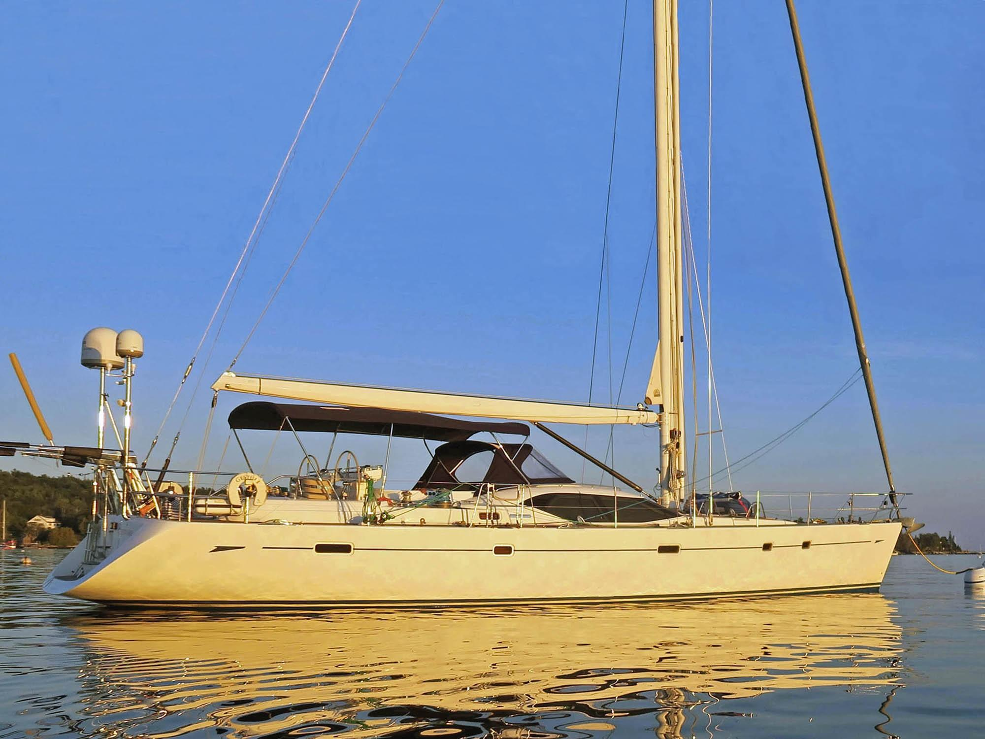 68' Oyster 2008