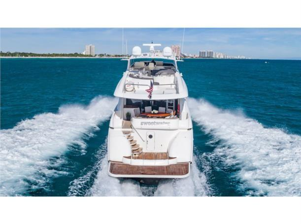 2004 80 ft Yacht For Sale   Allied Marine