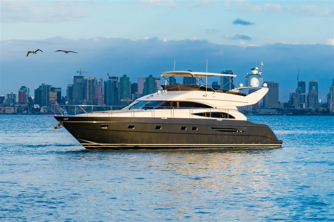 Motor Yacht - 50 North