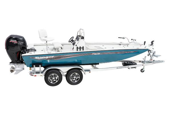 2020 Ranger Boats boat for sale, model of the boat is RB 200 & Image # 2 of 53