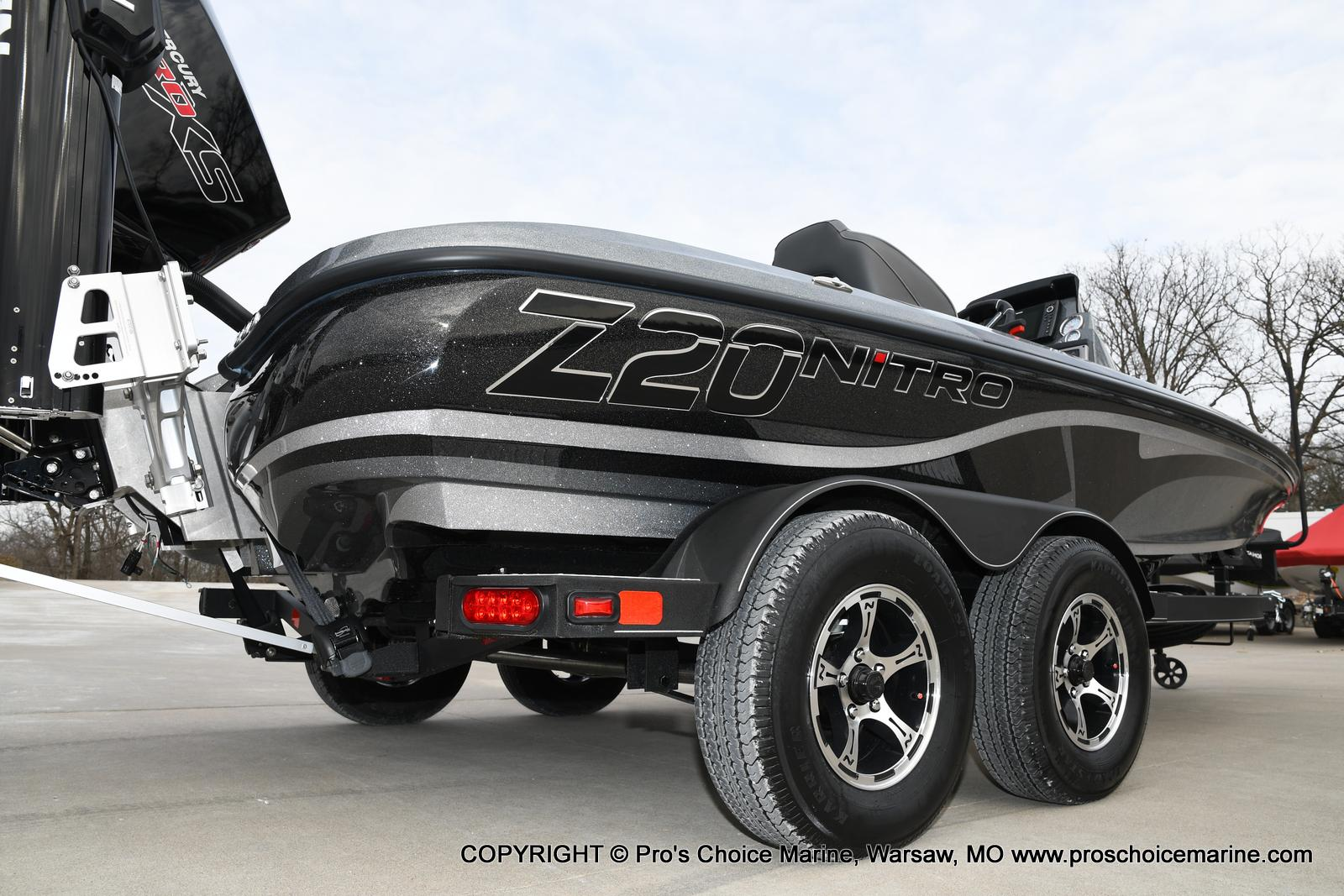2020 Nitro boat for sale, model of the boat is Z20 Pro Pack & Image # 11 of 50