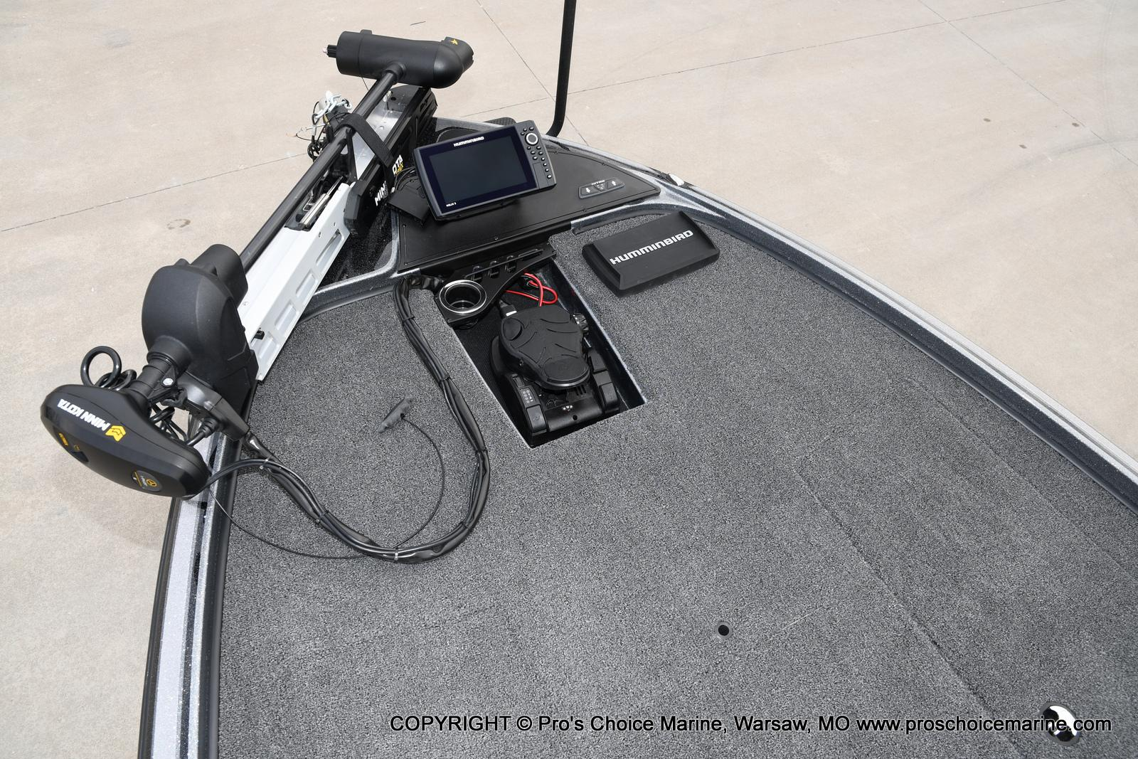 2020 Nitro boat for sale, model of the boat is Z20 Pro Pack & Image # 16 of 50