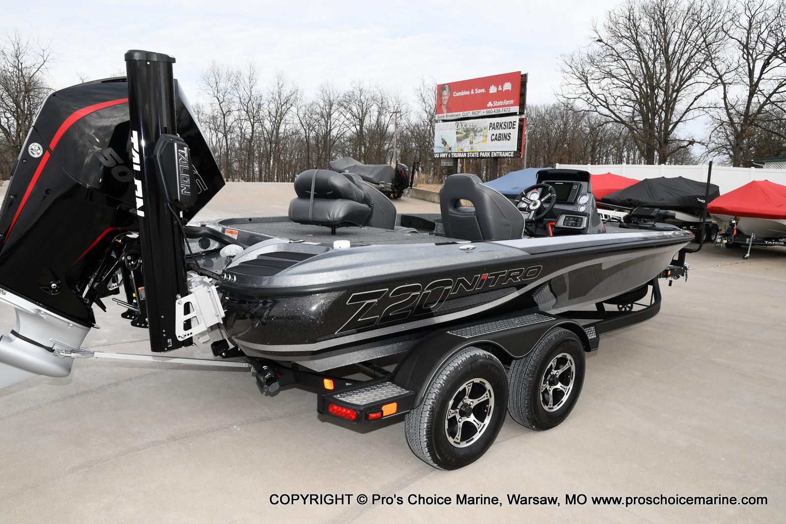 2020 Nitro boat for sale, model of the boat is Z20 Pro Pack & Image # 27 of 50