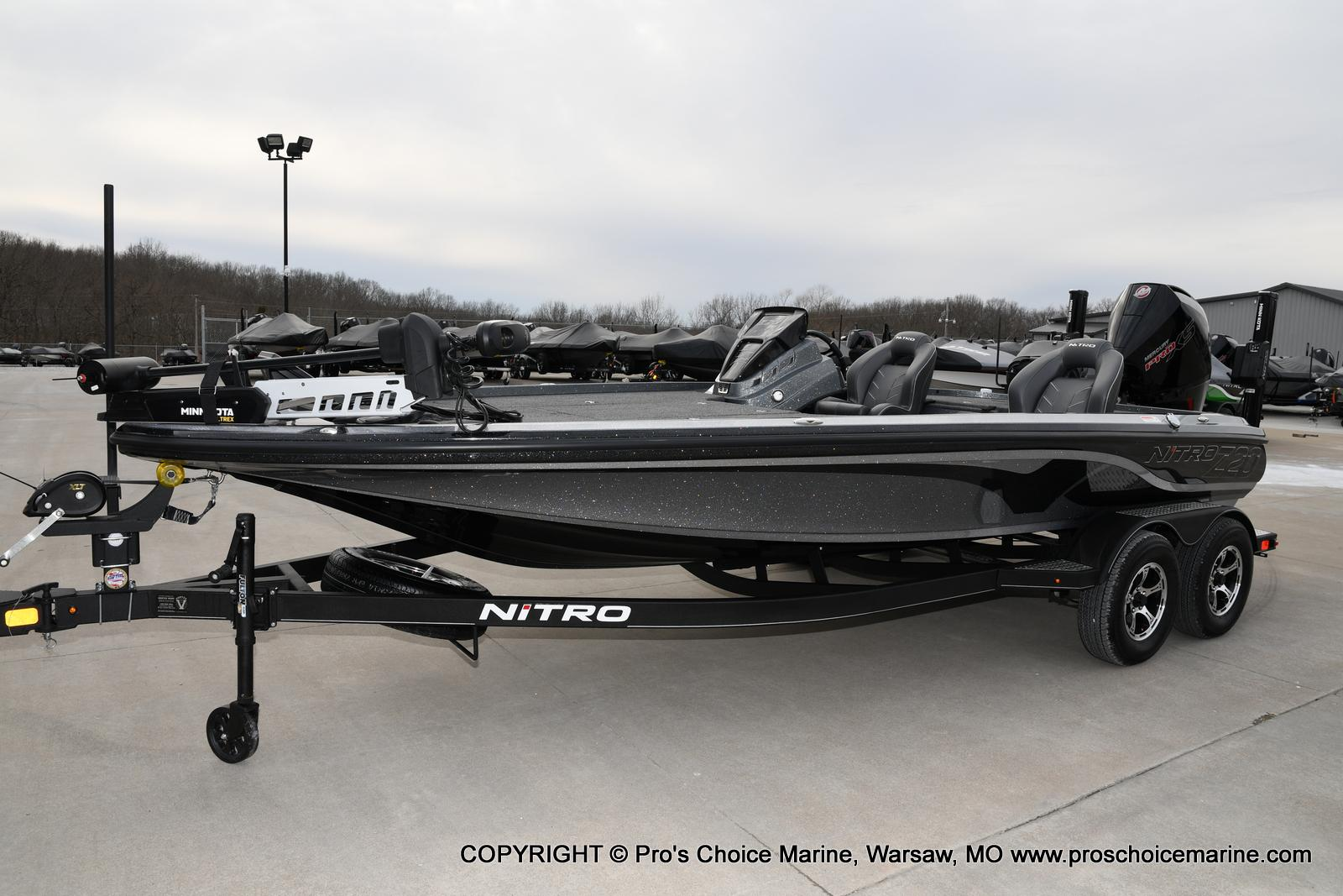 2020 Nitro boat for sale, model of the boat is Z20 Pro Pack & Image # 37 of 50