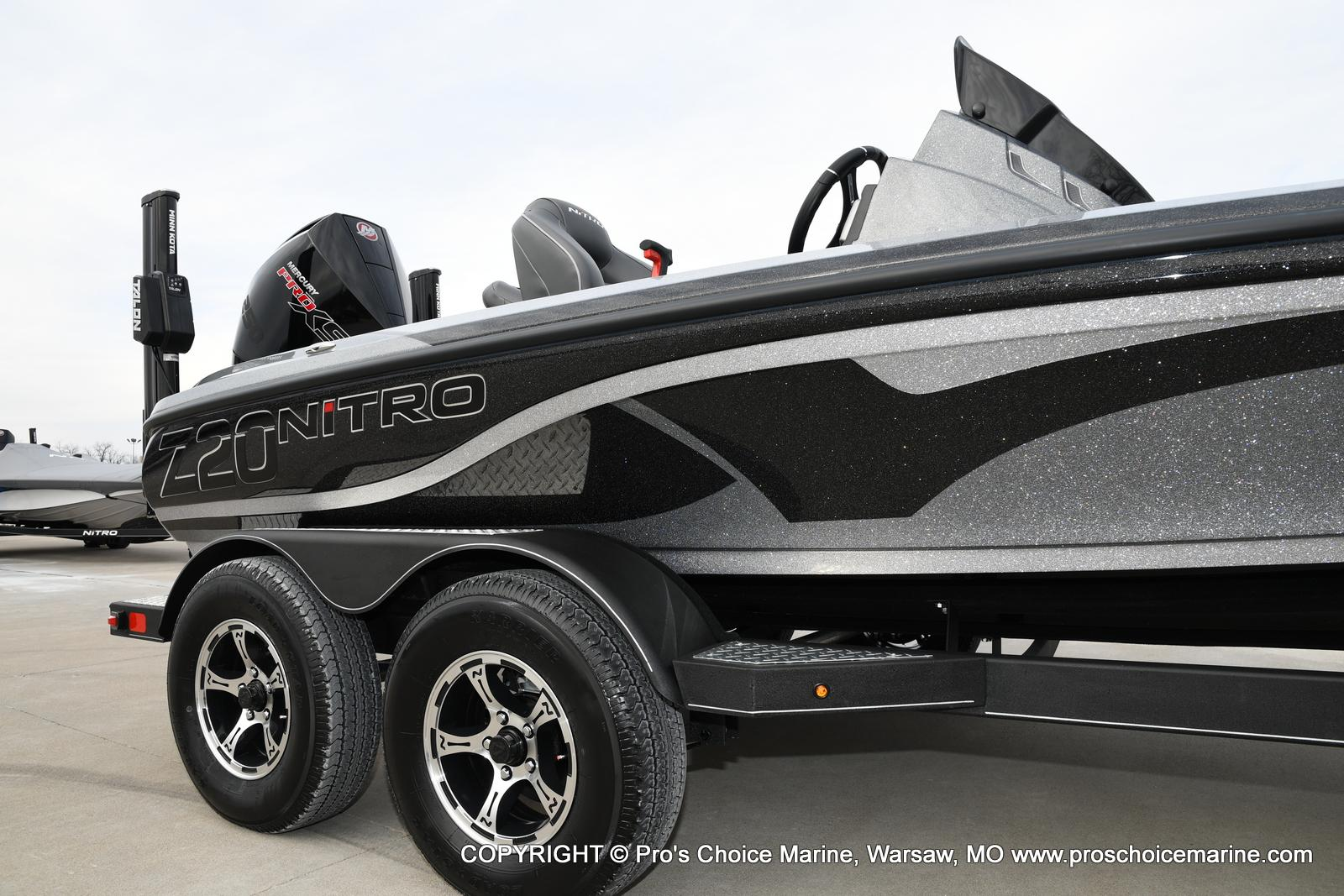 2020 Nitro boat for sale, model of the boat is Z20 Pro Pack & Image # 45 of 50