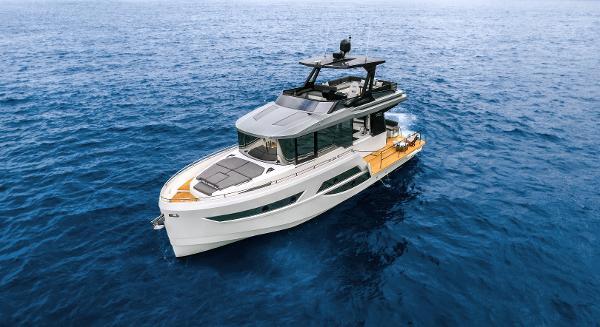 2019 50' Okean Motor Yacht