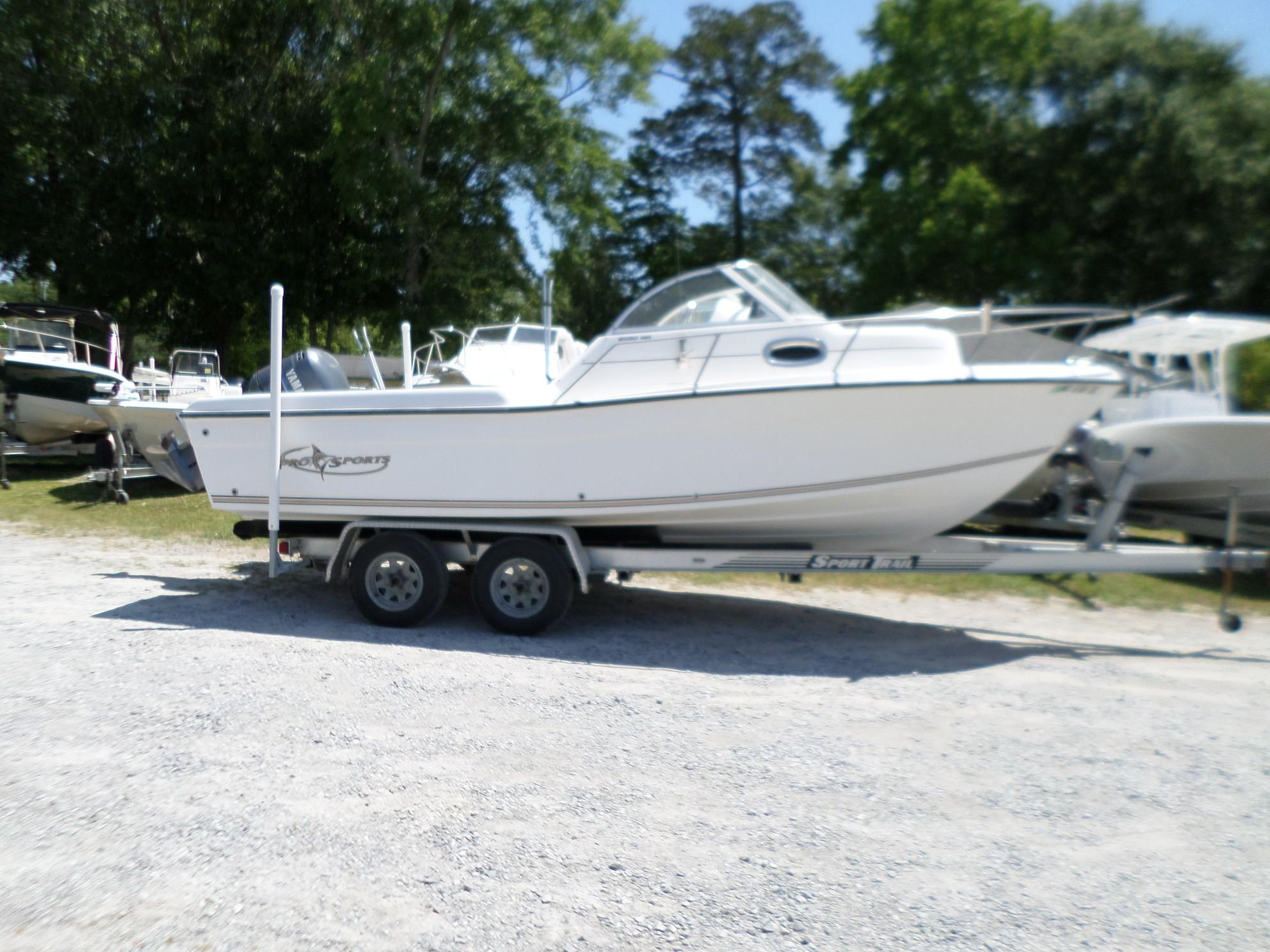 Used Cars Slidell La >> Used 2003 21' Pro Sports 2050 WA Saltwater Offshore Fishing in Slidell, Louisiana