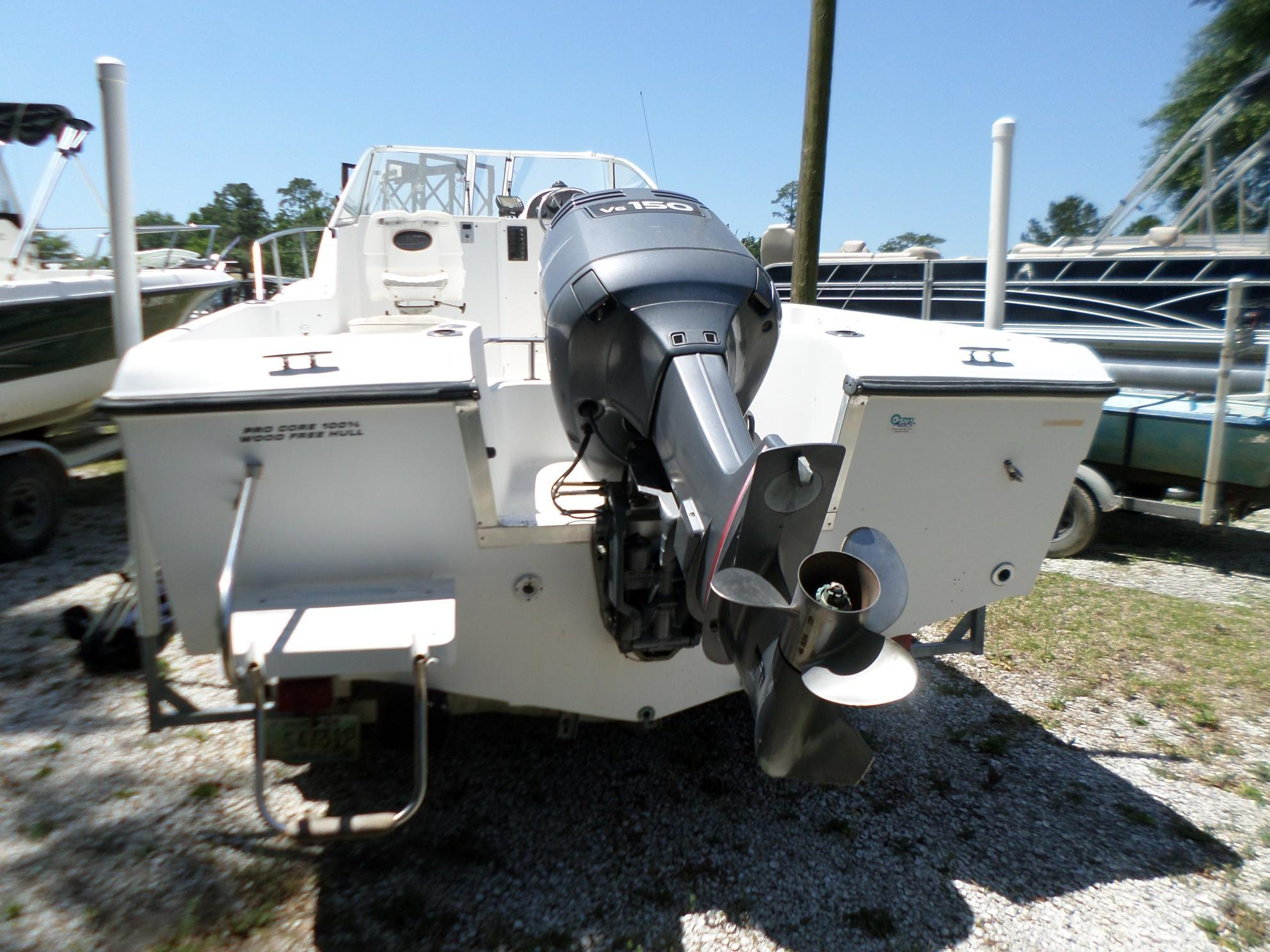 Used  2003 21' Pro Sports 2050 WA Saltwater Offshore Fishing in Slidell, Louisiana