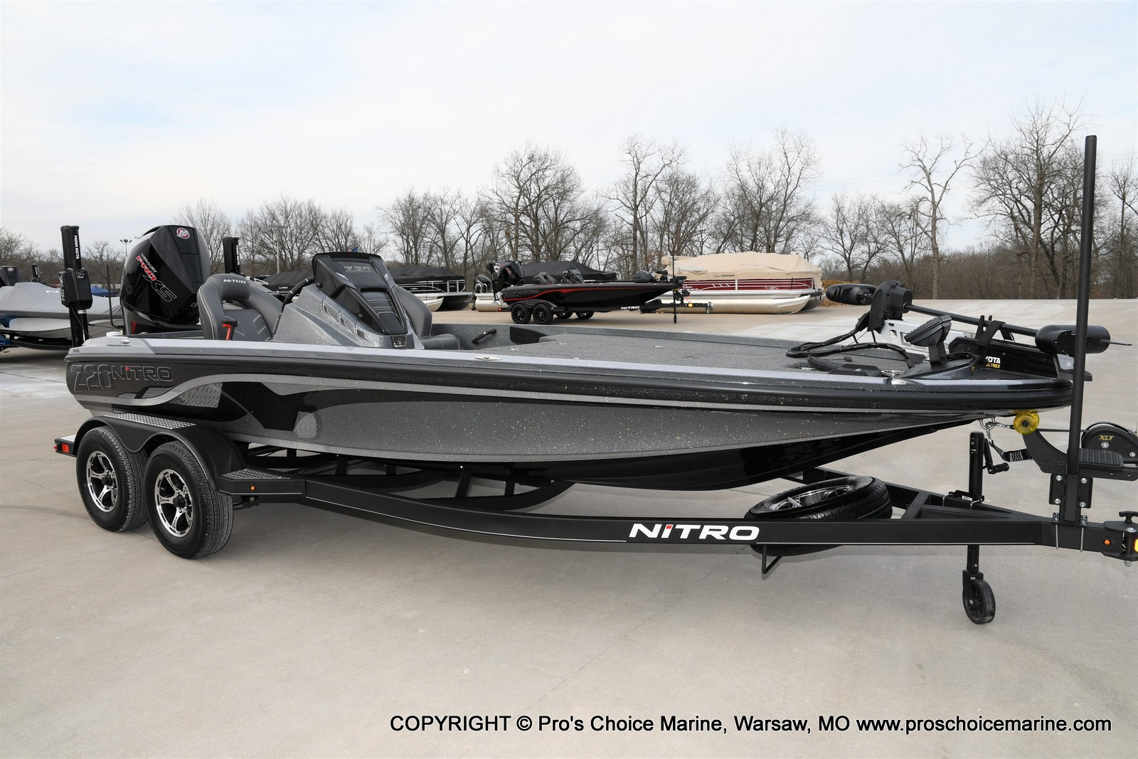 2020 Nitro boat for sale, model of the boat is Z20 Pro Pack & Image # 1 of 50