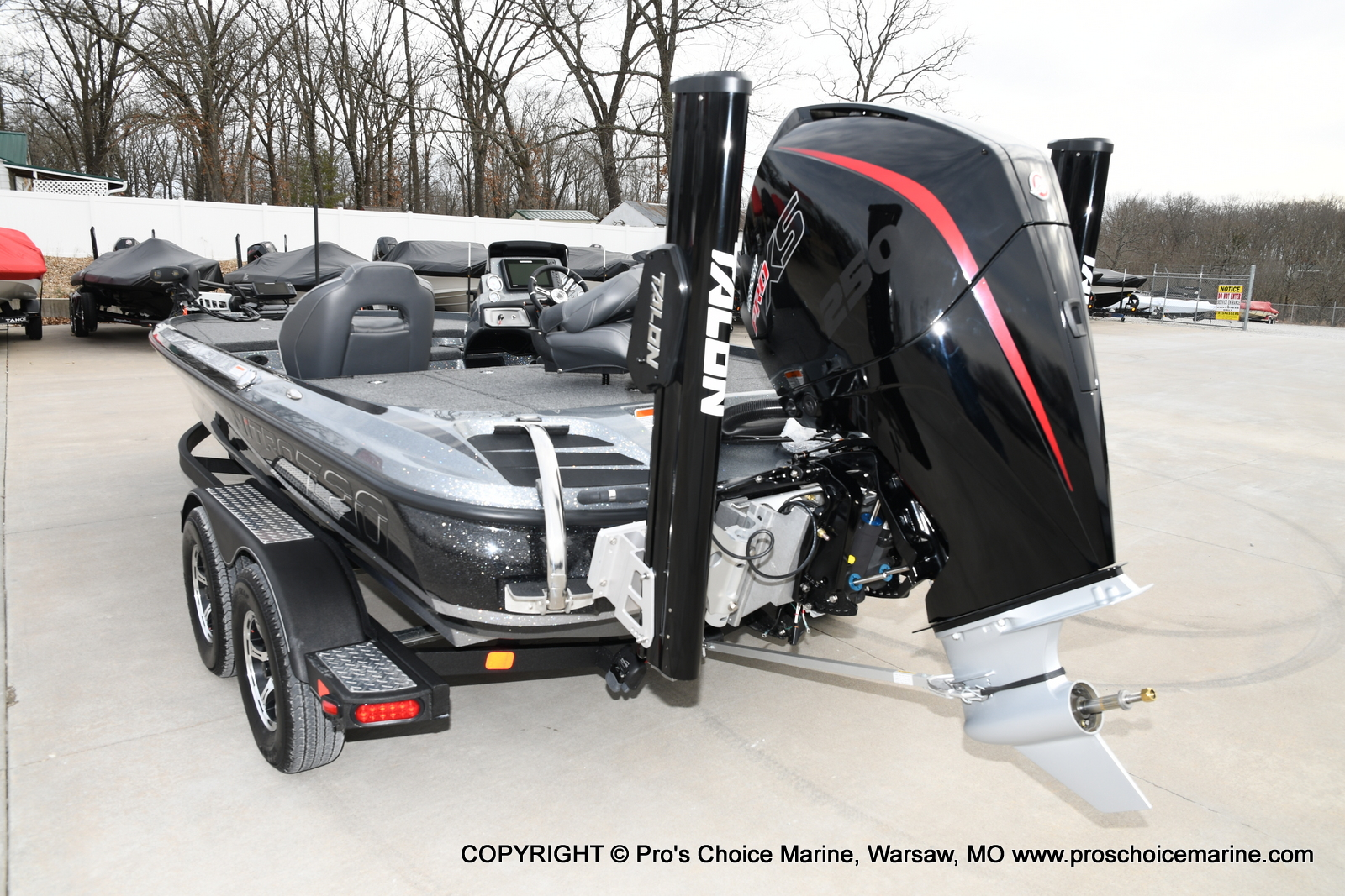2020 Nitro boat for sale, model of the boat is Z20 Pro Pack & Image # 13 of 50