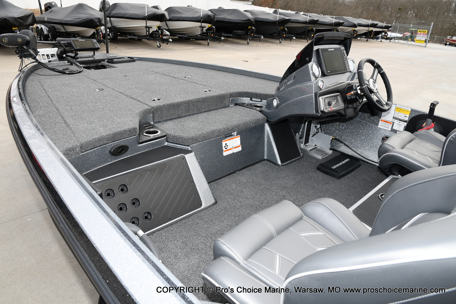 2020 Nitro boat for sale, model of the boat is Z20 Pro Pack & Image # 17 of 50