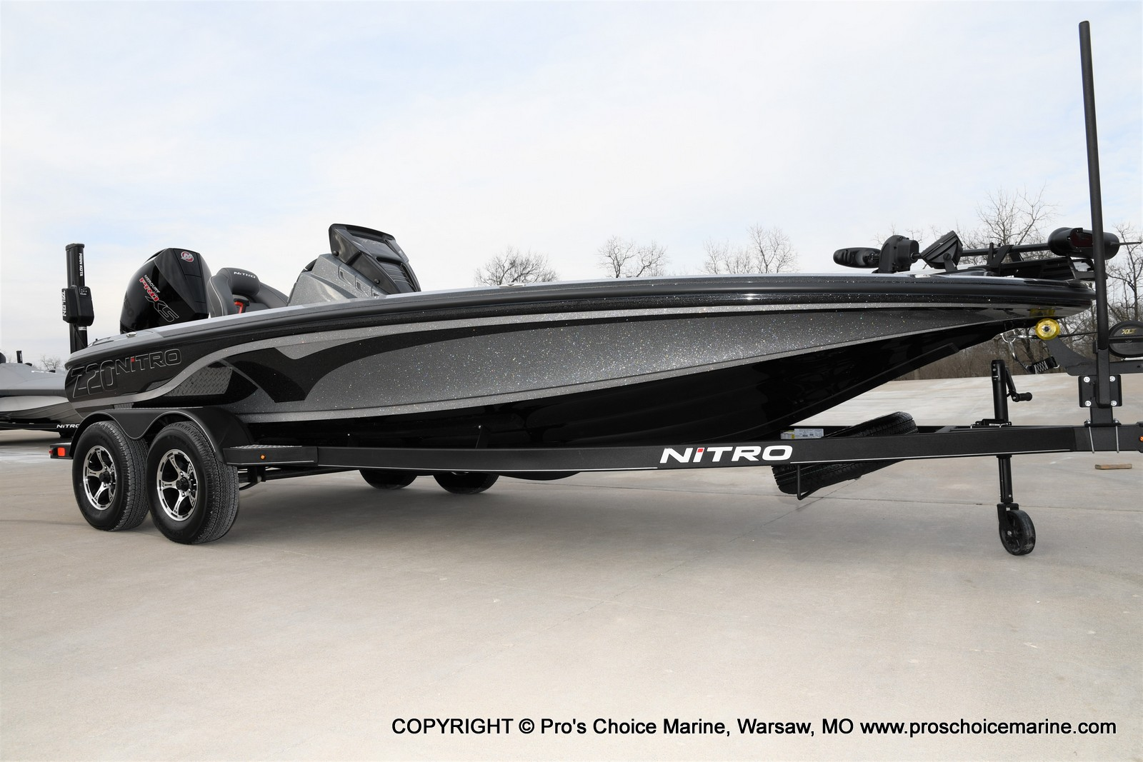 2020 Nitro boat for sale, model of the boat is Z20 Pro Pack & Image # 2 of 50