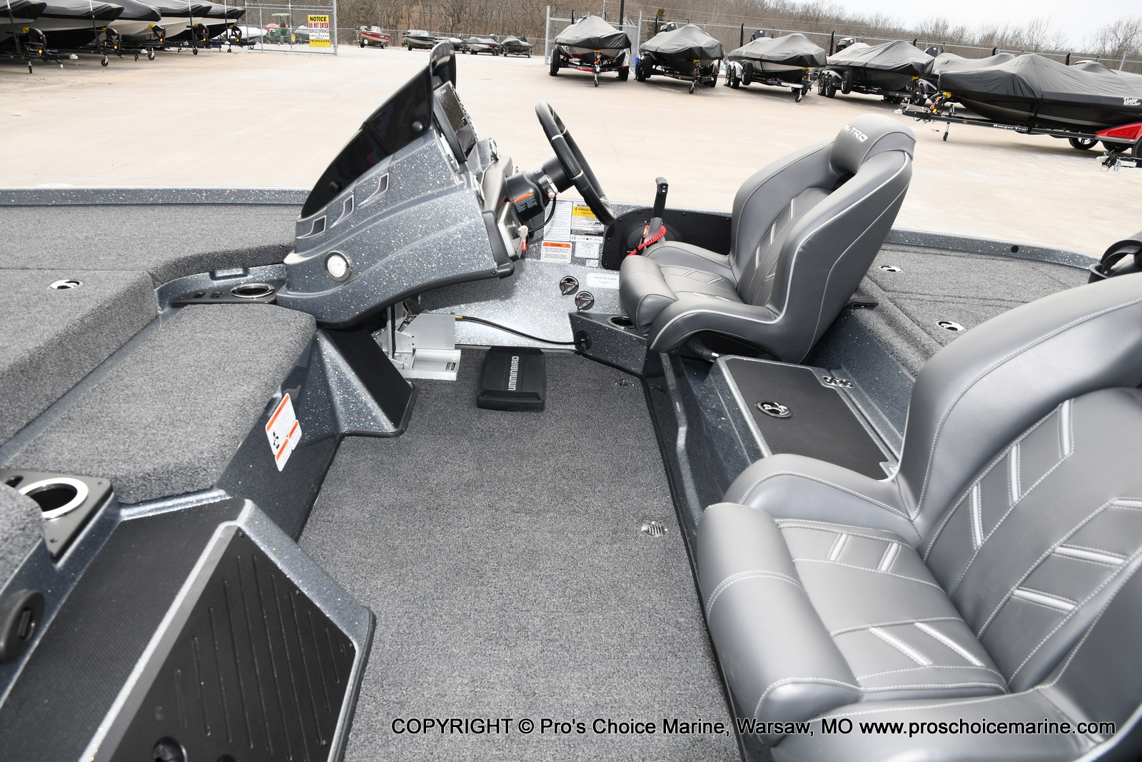 2020 Nitro boat for sale, model of the boat is Z20 Pro Pack & Image # 39 of 50