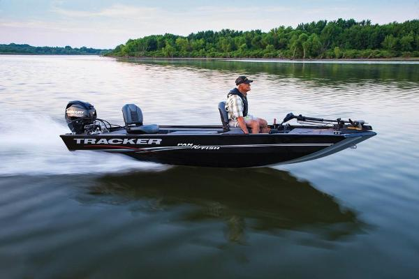 2020 Tracker Boats boat for sale, model of the boat is Panfish 16 & Image # 5 of 40