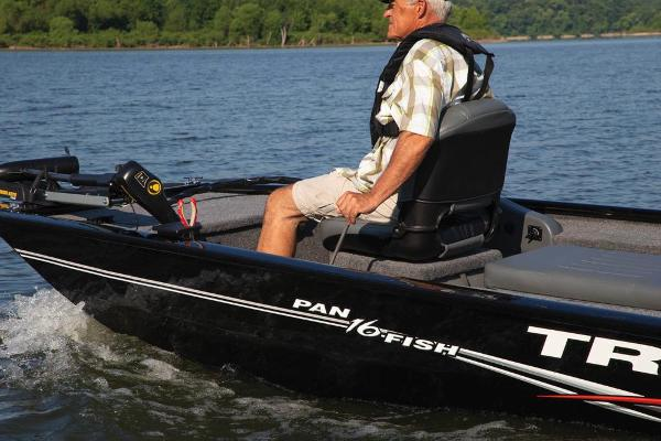 2020 Tracker Boats boat for sale, model of the boat is Panfish 16 & Image # 37 of 40