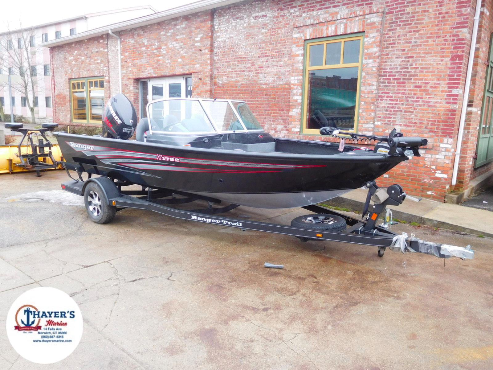2018 RANGER BOATS VS1782WT for sale