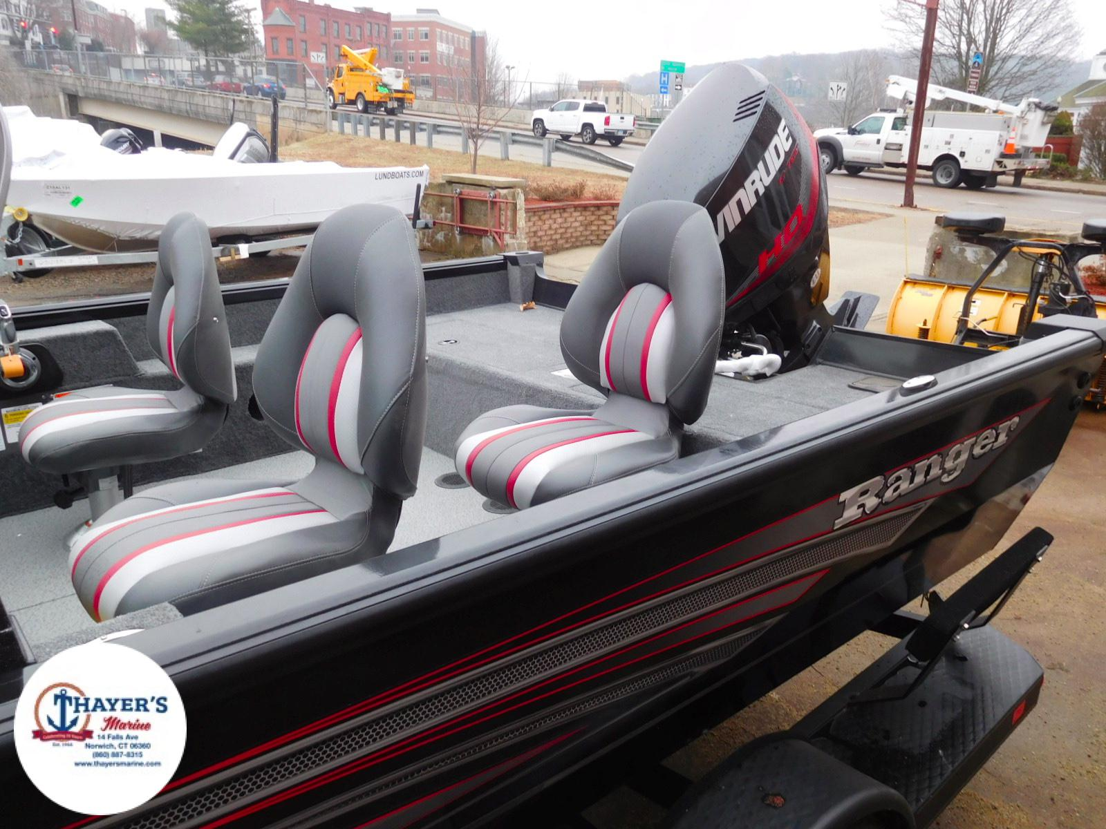 2018 Ranger Boats boat for sale, model of the boat is VS1782WT & Image # 12 of 39