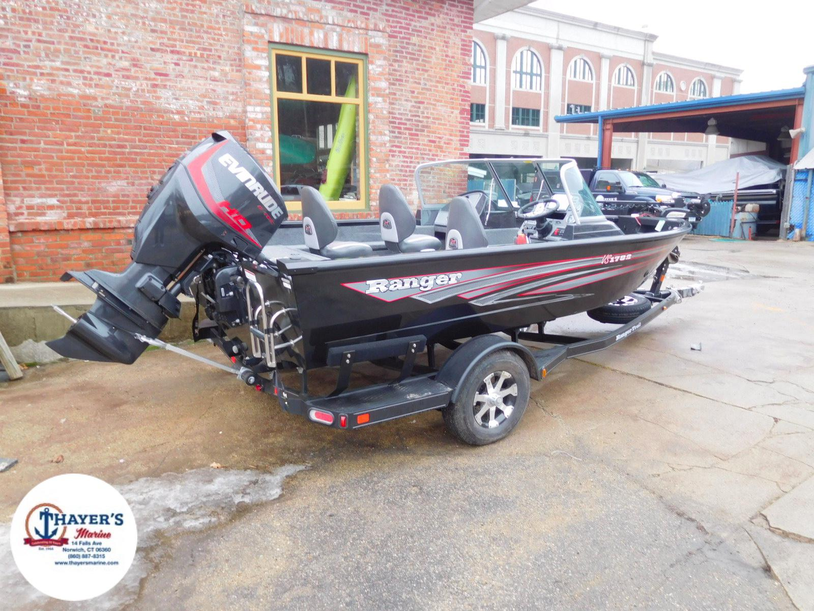 2018 Ranger Boats boat for sale, model of the boat is VS1782WT & Image # 2 of 39