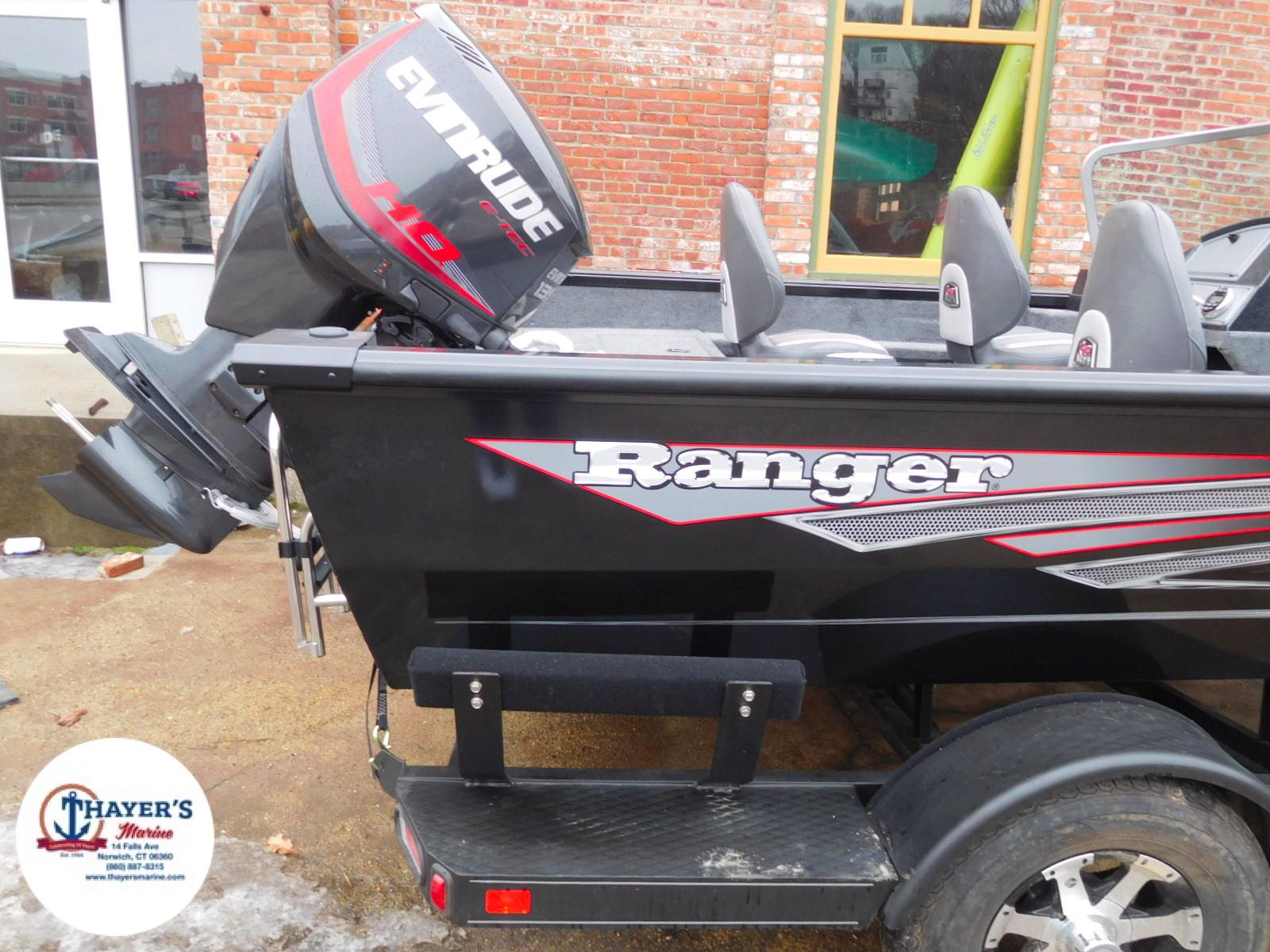 2018 Ranger Boats boat for sale, model of the boat is VS1782WT & Image # 20 of 39