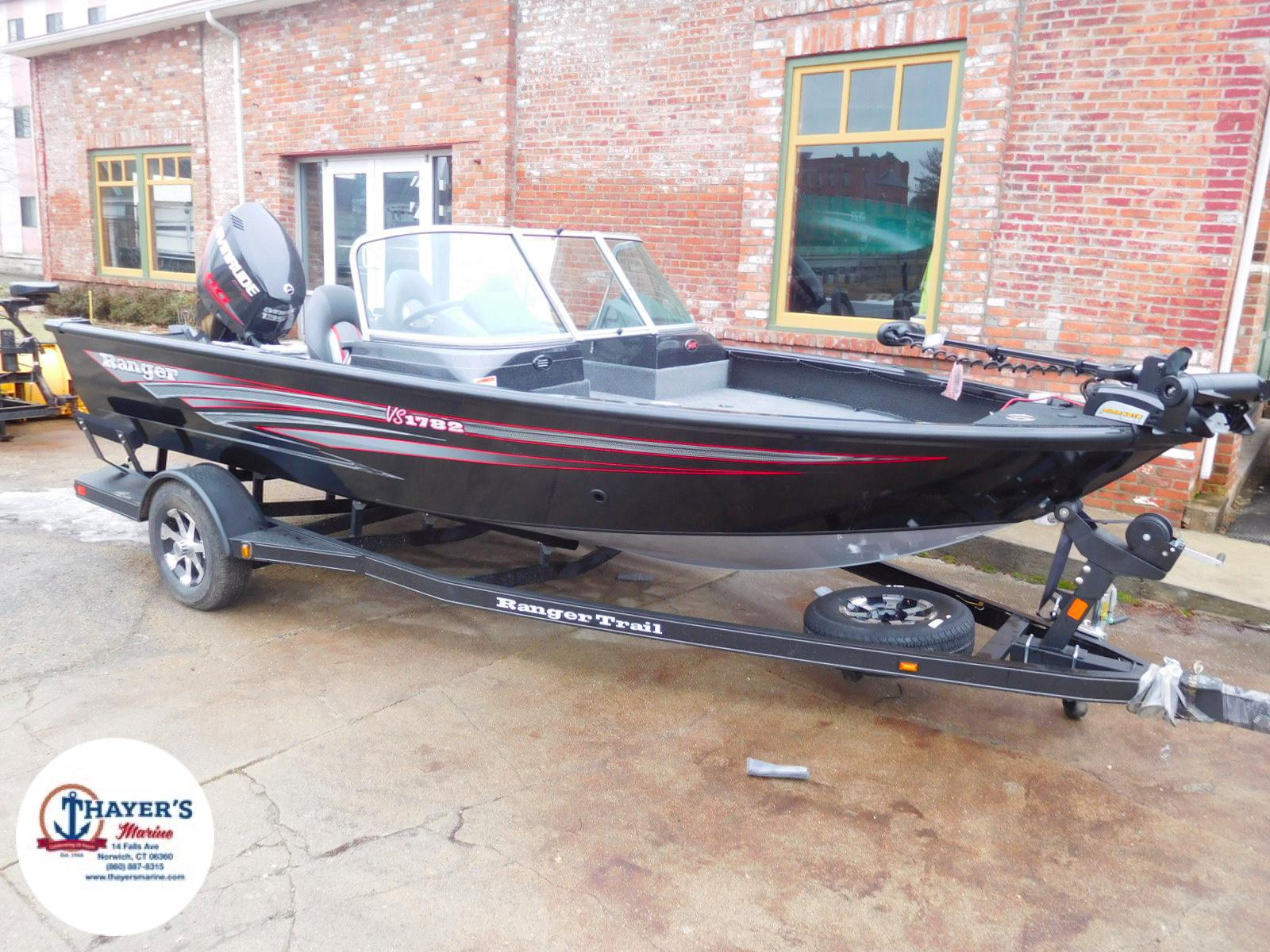 2018 Ranger Boats boat for sale, model of the boat is VS1782WT & Image # 28 of 39