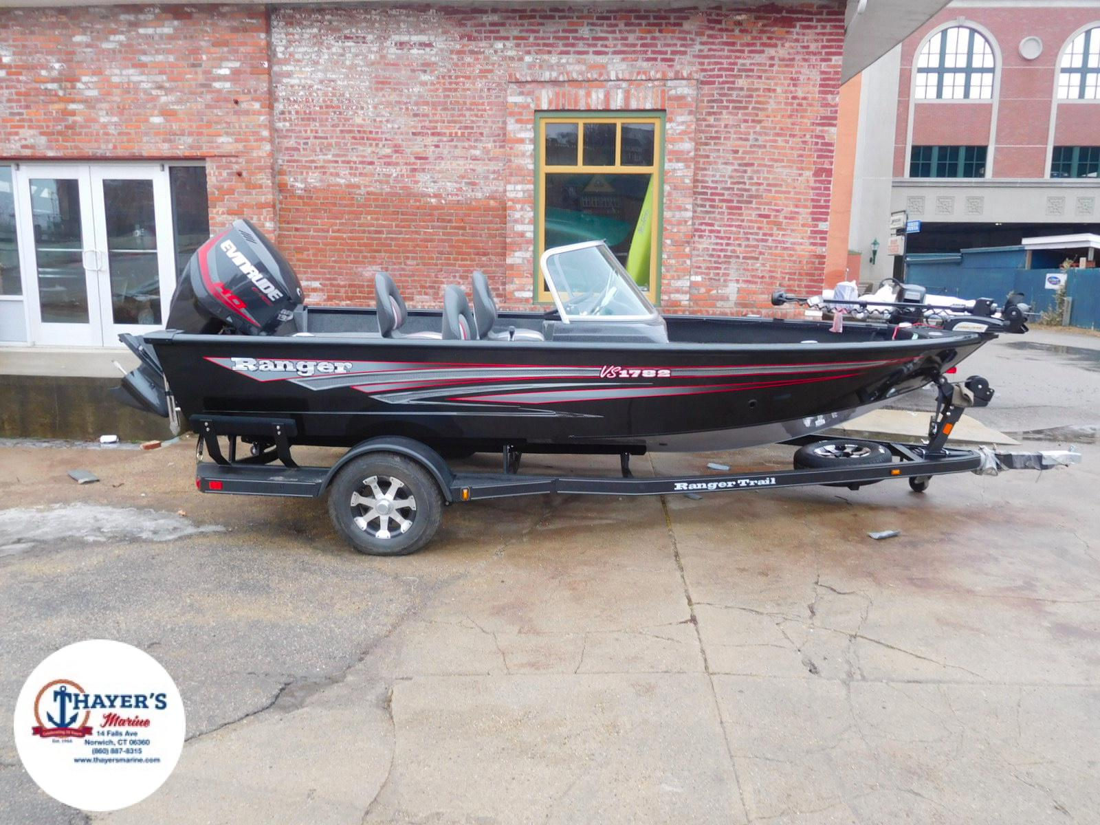 2018 Ranger Boats boat for sale, model of the boat is VS1782WT & Image # 29 of 39