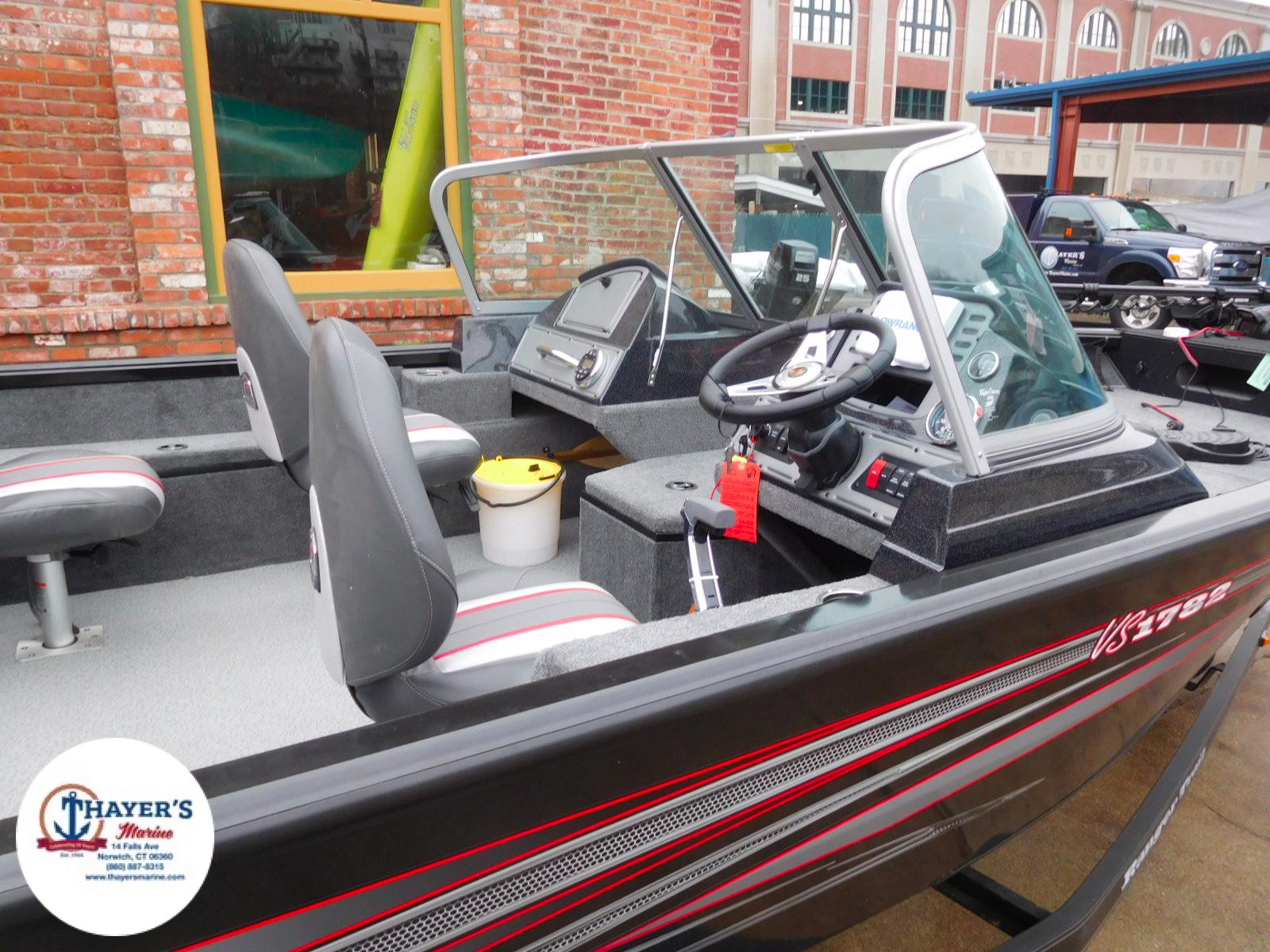 2018 Ranger Boats boat for sale, model of the boat is VS1782WT & Image # 3 of 39