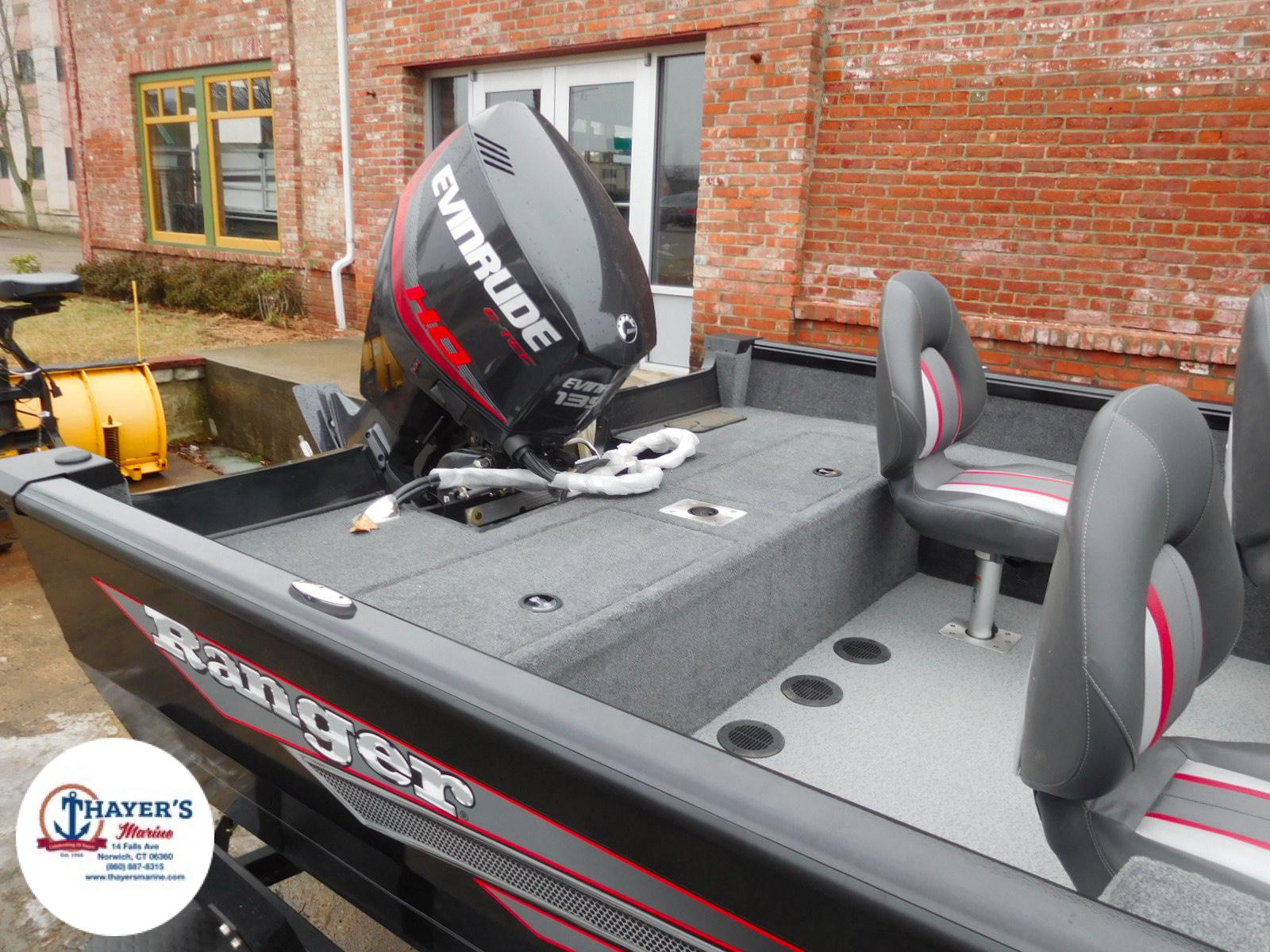 2018 Ranger Boats boat for sale, model of the boat is VS1782WT & Image # 31 of 39