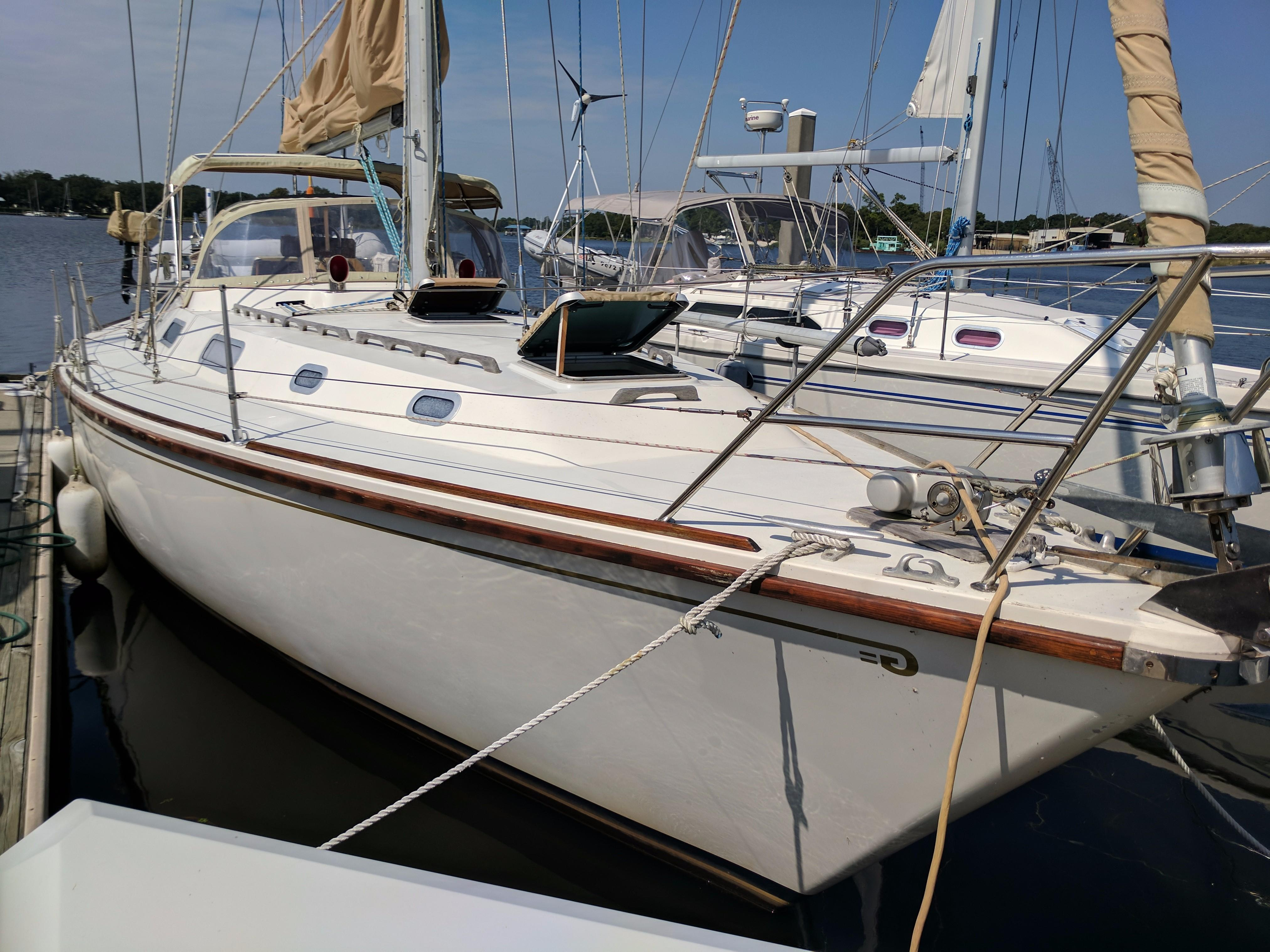 39' Westerly 1984 Sealord 39