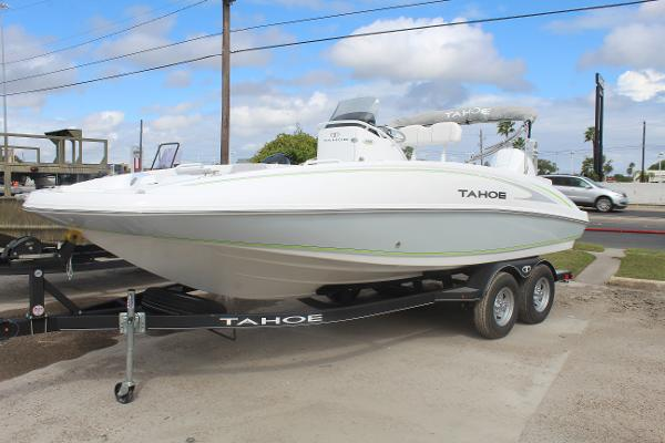 2020 Tahoe boat for sale, model of the boat is 2150 CC & Image # 1 of 17