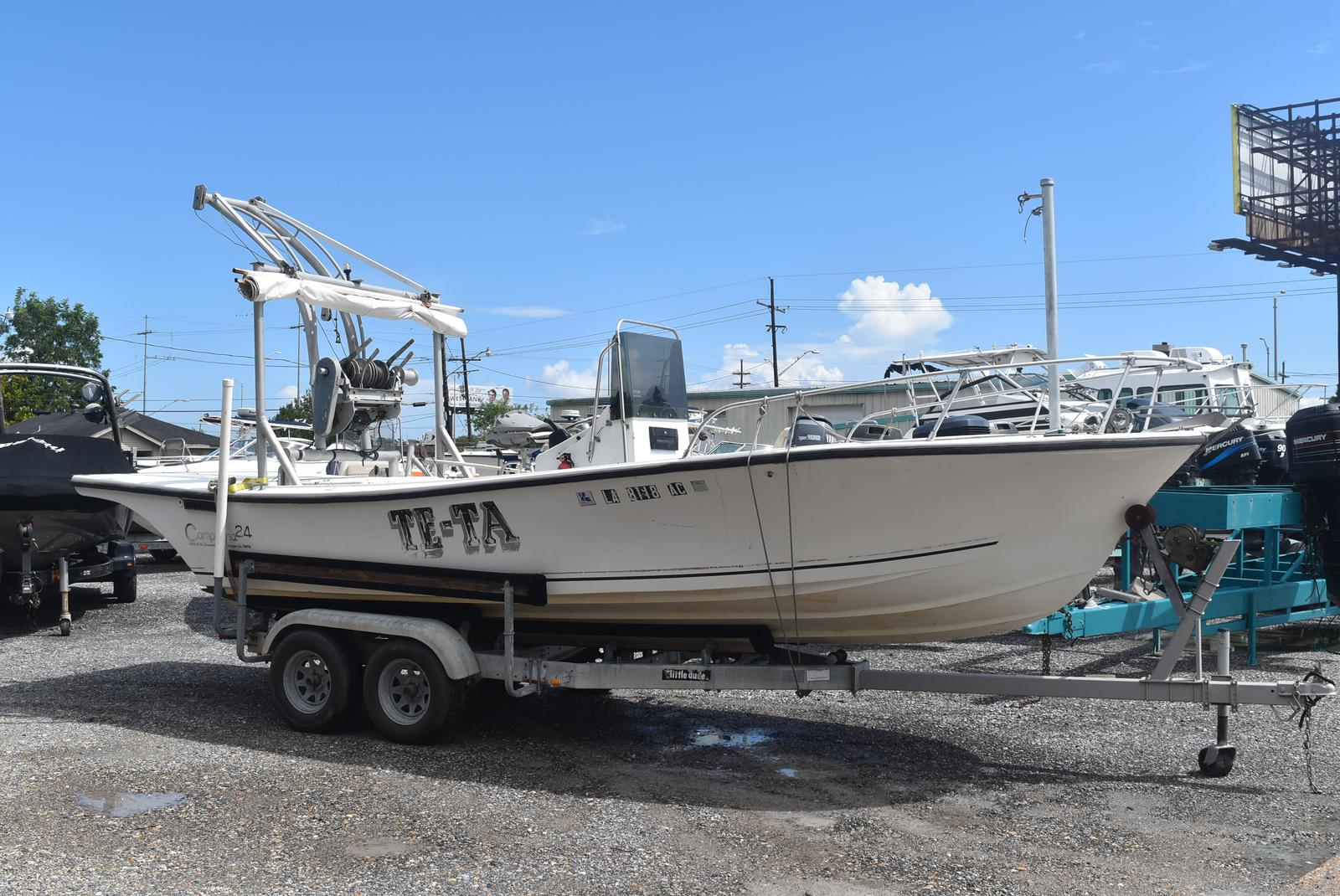 1978 Campagna boat for sale, model of the boat is 24 & Image # 1 of 22